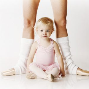 Nueva clase: MOMMY AND ME BALLET